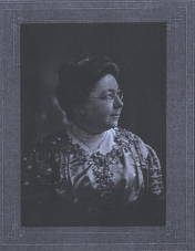 Rosa H. Halpen from the Rochester School for the Deaf Archives